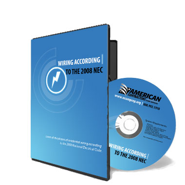Wiring According to the 2008 NEC (CD) on residential plumbing codes, residential electric wire guide, residential grounding codes,