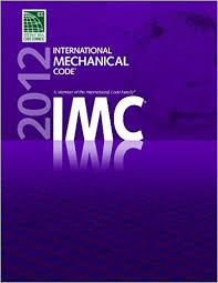 International Mechanical Code 2012