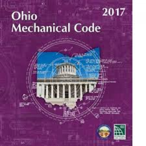 Ohio Mechanical Code 2017