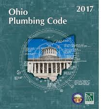 Ohio Plumbing Code 2017