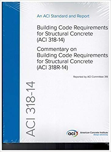 Building Code Requirements for Structural Concrete ACI-318-2014