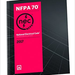2017 national electrical code book