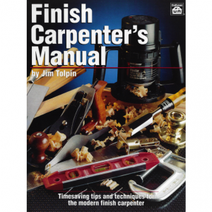finish carpenters manual