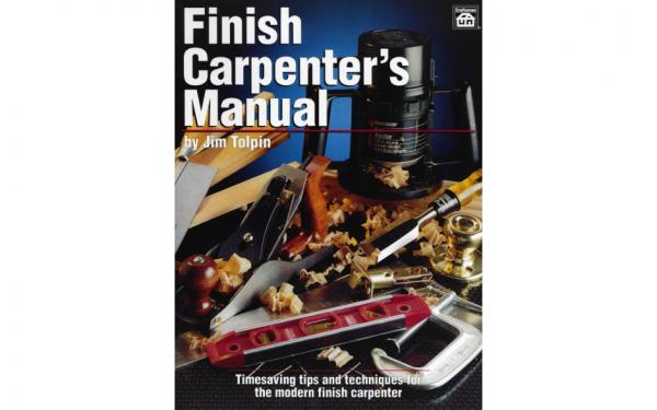 finish carpenters manual