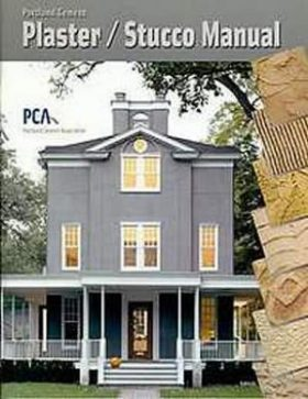 portland- cement plaster (stucco) manual