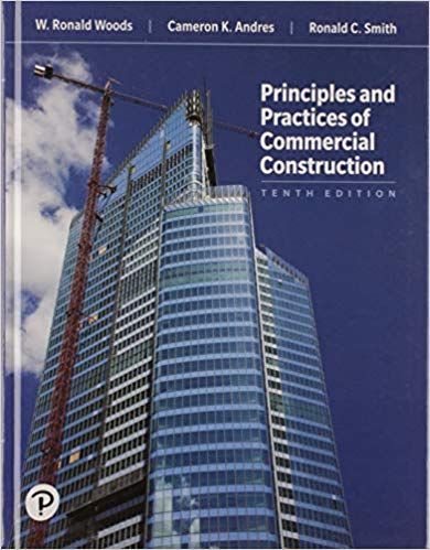 principles and practices of commercial construction 10th