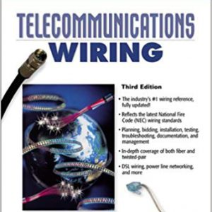 telecommunications wiring third ed