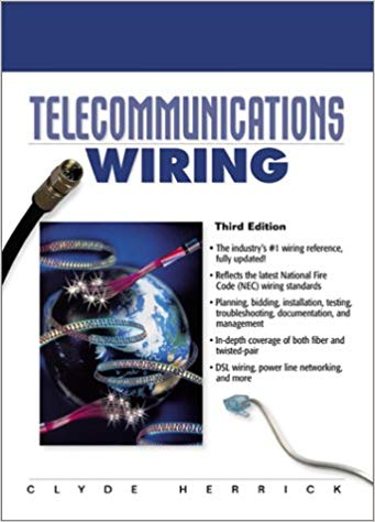 telecommunications wiring third ed