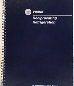 trane reciprocating refrigeration manual
