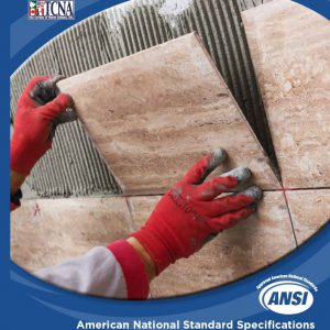 ANSI A108-A118-A136.1 tile industry specifications 2019
