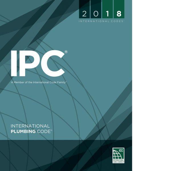 2018 international plumbing code