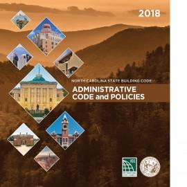 North Carolina State Administrative Code and Policies 2018