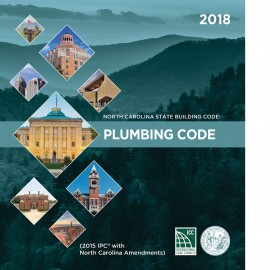 North Carolina State Plumbing Code 2018