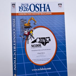 north carolina osha 29 cfr part 1926
