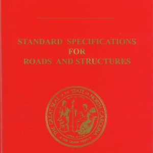 north carolina standard specifications for roads and structures 2018