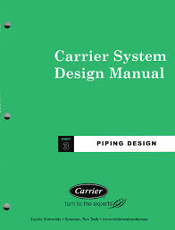 carrier systems design manual part 3