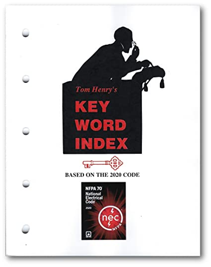 tom henrys key word index 2020